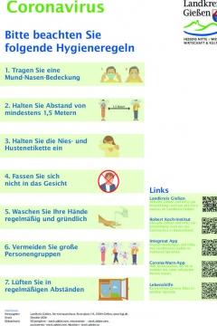 coroan-hygieneregeln