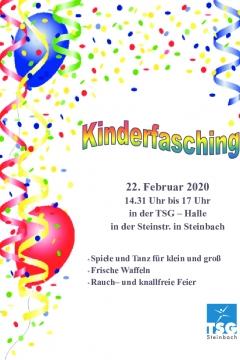 kinderfasching-tsg-steinbach-2020
