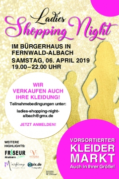 ladies-shoppig-night