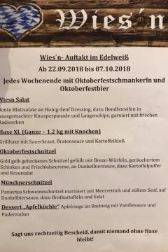 wiesn-auftakt-edelweiss-steinbach
