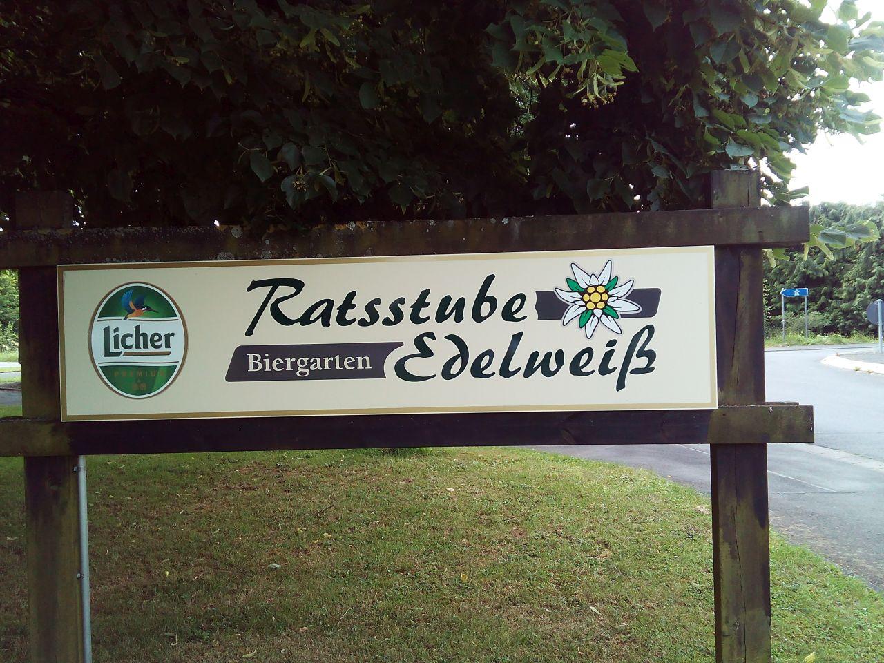 Ratsstube Edelweiß Fernwald