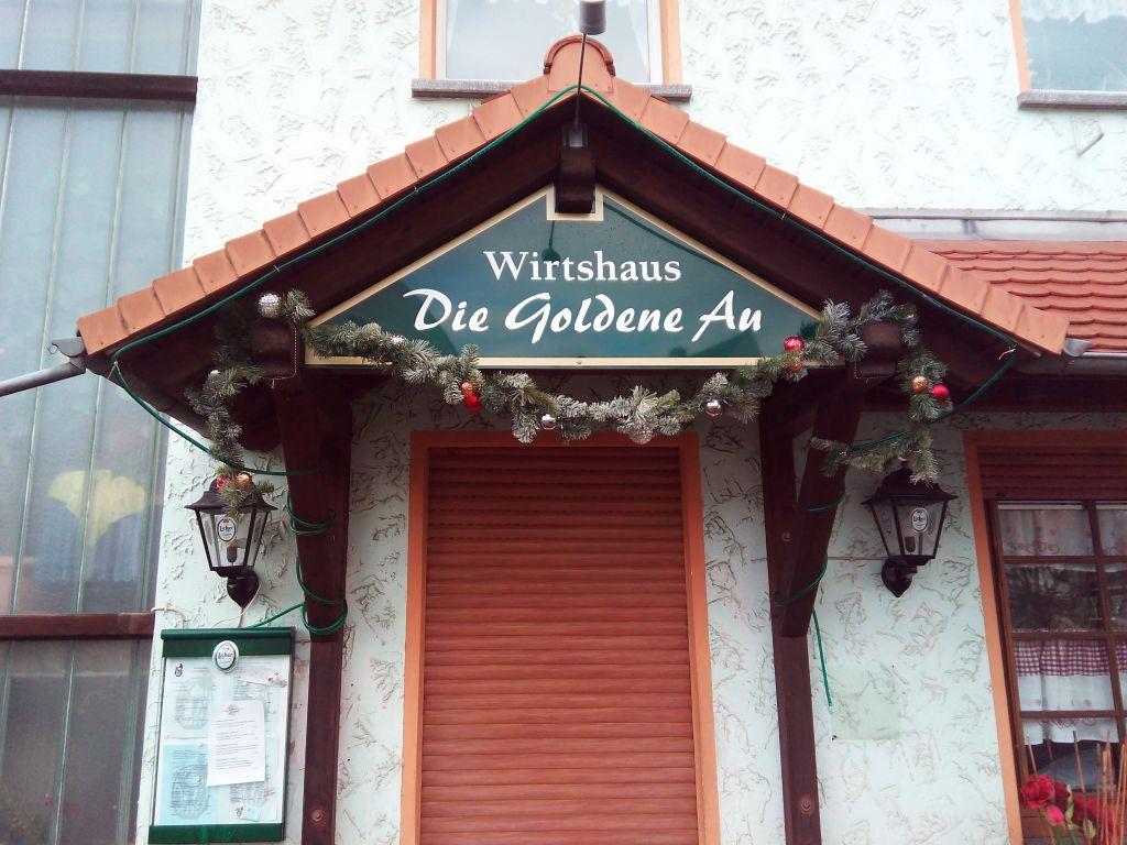 Goldene Au Steinbach