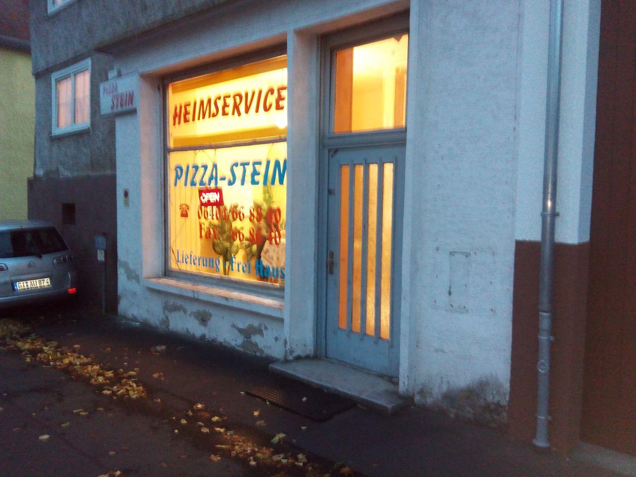 Pizza Stein Steinbach