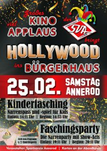 Fasching in Annerod