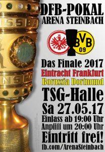 DFB-Pokalfinale | Eintracht Frankfurt - Borussia Dortmund