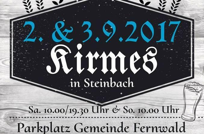 Kirmes Steinbach 2017