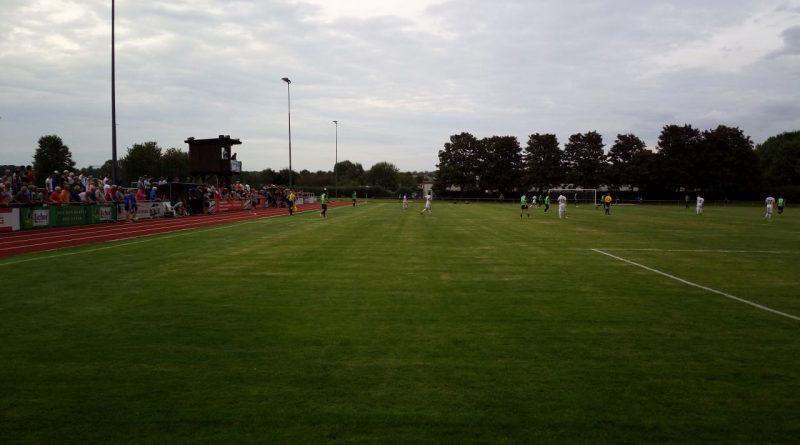 Hessenpokal: Fernwald vs. Stadtallendorf