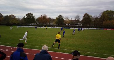 Fernwald - VfB Marburg