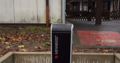 E-Tankstelle in Fernwald