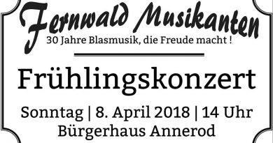 Frühlings-Konzert