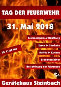 Feuerwehr in Steinbach 2018