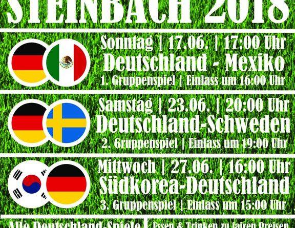 WM-Arena Steinbach 2018