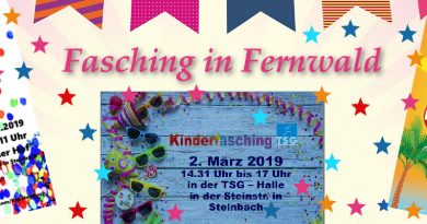 Fasching in Fernwald 2019