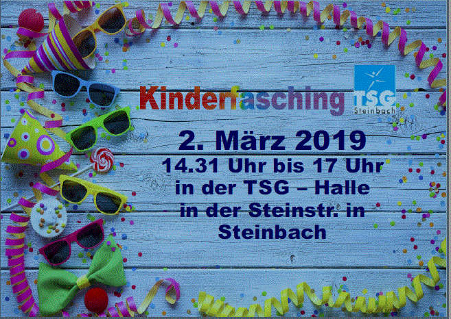 Kinderfasching in Steinbach