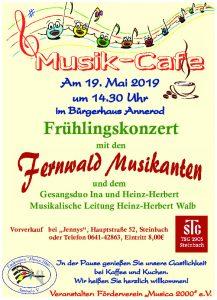 Fernwald Musikanten - Frühlingskonzert