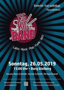 TSG Big Band auf der Burg Gleiberg