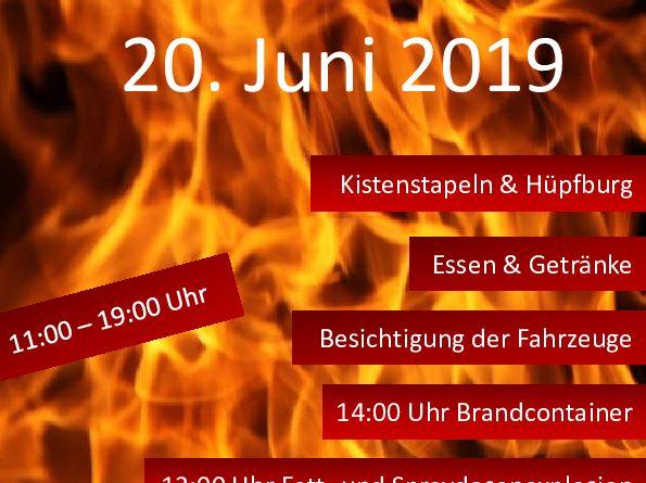 Tag der Feuerwehr in Steinbach