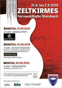 Kirmes Steinbach 2019