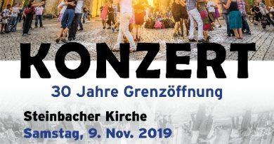 Konzert 30 Jahre Grenzöffnung