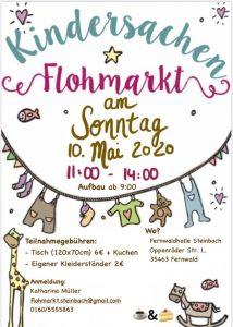 Kindersachen-Flohmarkt in Steinbach