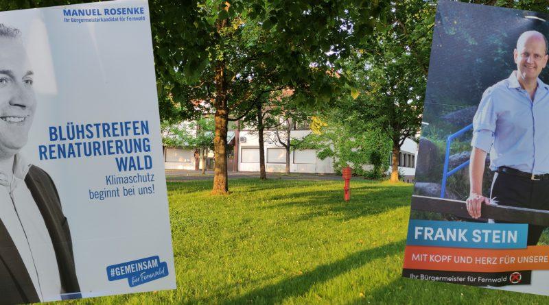 Bürgermeisterwahl Fernwald 2021