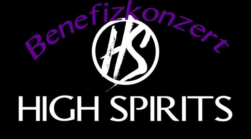 Benefizkonzert High Spirits
